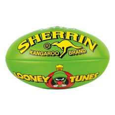 Sherrin Looney Toons Soft Touch AFL Football, , rebel_hi-res