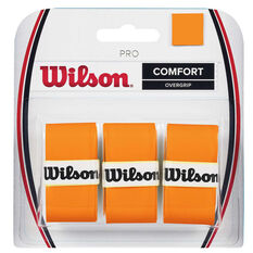Wilson Pro Overgrip Orange, , rebel_hi-res