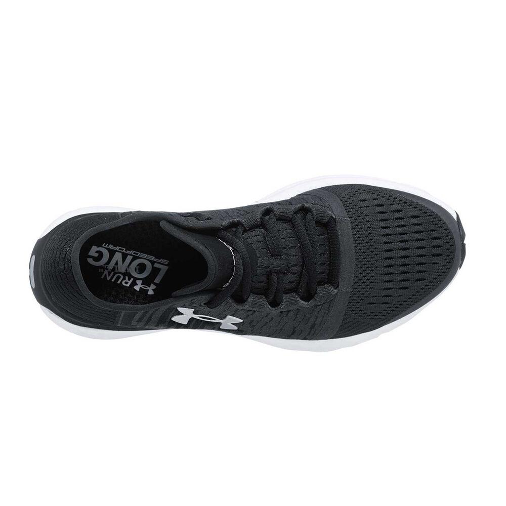 Under Armour SpeedForm Gemini 3 Womens Running Shoes Black   Grey US ... 407f4dfad8