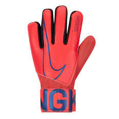 Nike Match Junior Goalkeeping Gloves Red / Black 4, Red / Black, rebel_hi-res