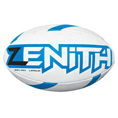Zenith Rugby League Ball, Assorted, rebel_hi-res