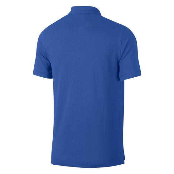 Nike Unisex Polo, Blue, rebel_hi-res