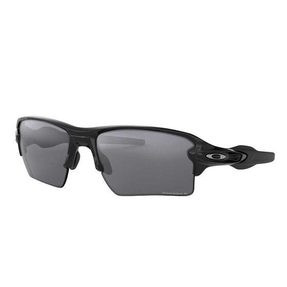 Oakley Flak 2.0 XL Polarised Sunglasses Black/Prizm Black, Black/Prizm Black, rebel_hi-res