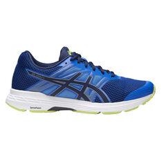 Asics GEL Exalt 5 Mens Running Shoes Blue / White US 8.5, Blue / White, rebel_hi-res