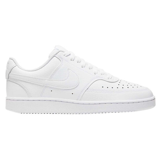 Nike Court Vision Low Mens Casual Shoes, White, rebel_hi-res