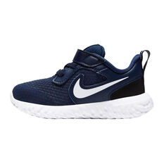 Nike Revolution 5 Toddlers Shoes Navy US 4, Navy, rebel_hi-res