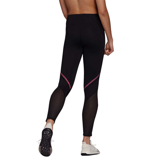 adidas Womens How We Do Leggings, Black, rebel_hi-res