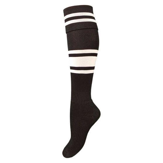 Burley Old Wests Kids Football Socks, , rebel_hi-res