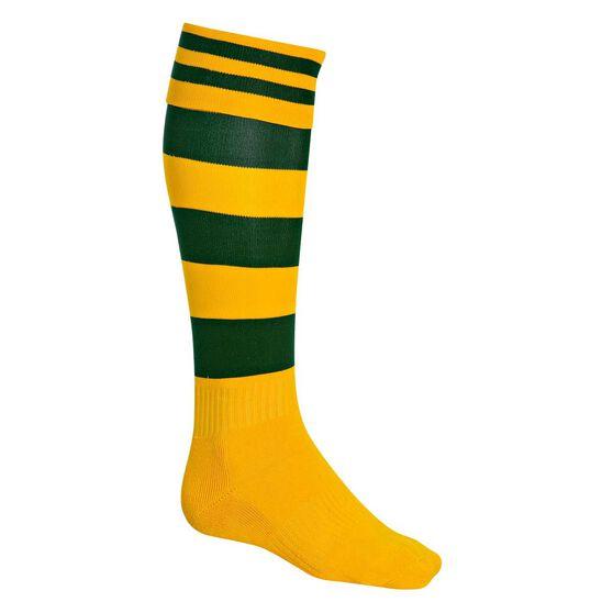 Burley Australia Football Socks, , rebel_hi-res