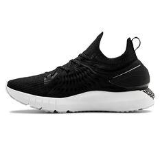 Under Armour HOVR Phantom RN Mens Running Shoes Black / Grey US 7, Black / Grey, rebel_hi-res
