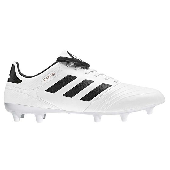 new products b856b 4c100 adidas Copa 18.3 FG Mens Football Boots White  Black US 9.5 Adult, White