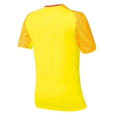 Brisbane Roar 2018 / 19 Mens Goalkeeper Jersey Yellow S, Yellow, rebel_hi-res