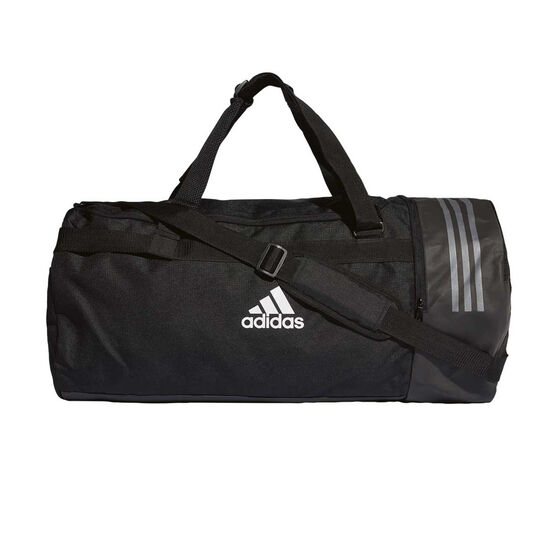 adidas Convertible Backpack Duffel Bag Black, , rebel_hi-res