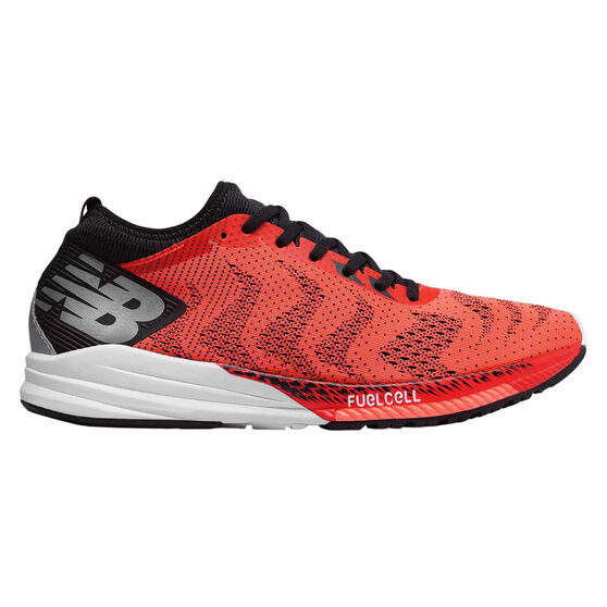 New Balance FuelCell Impulse Mens Running Shoes Orange US 11, Orange, rebel_hi-res