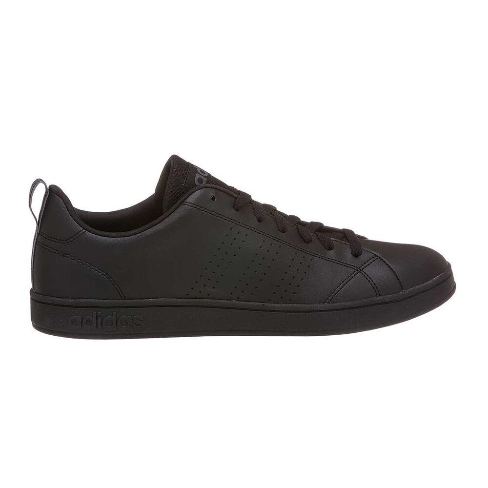 f8fe2b8ef38f adidas Advantage Clean VS Mens Lifestyle Shoes Black   Black US 7 ...
