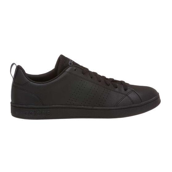 adidas Advantage Clean VS Mens Lifestyle Shoes, Black / Black, rebel_hi-res