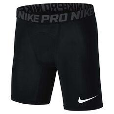 Nike Pro Mens Compression Shorts Black S, Black, rebel_hi-res