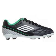 Umbro Classico VII Kids Football Boots Black / White US 11, Black / White, rebel_hi-res