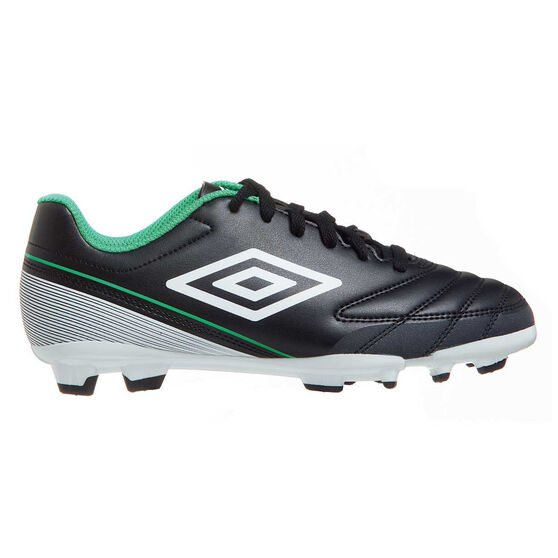 Umbro Classico VII Kids Football Boots, Black / White, rebel_hi-res