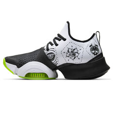 Nike Air Zoom SuperRep Mens Training Shoes Black/White US 7, Black/White, rebel_hi-res