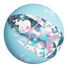 Wahu Mermaid Cove Inflatable Beach Ball, , rebel_hi-res