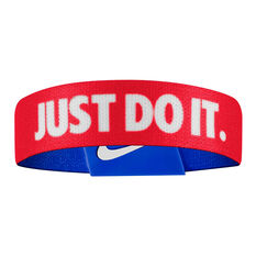 aa52f5ae11 Nike Baller Band Blue   Red M   L