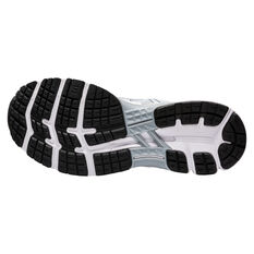Asics GEL Kayano 26 4E Mens Running Shoes, Grey/Silver, rebel_hi-res