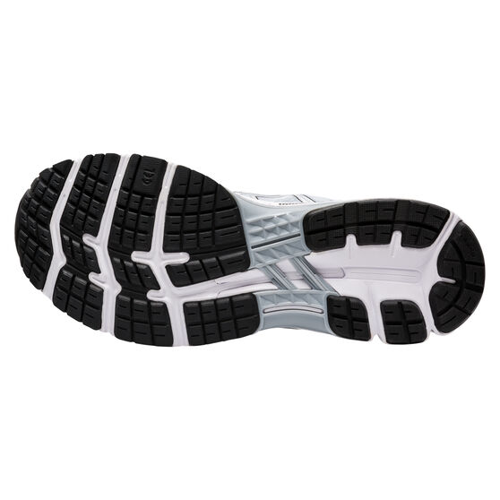 Asics GEL Kayano 26 4E Mens Running Shoes Grey/Silver US 8, Grey/Silver, rebel_hi-res