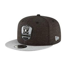 Oakland Raiders New Era 9FIFTY Sideline Road Cap, , rebel_hi-res