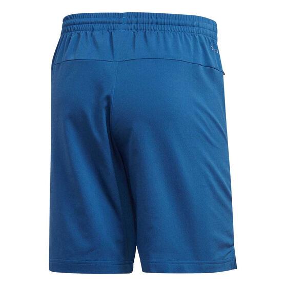 adidas Mens Brilliant Basics Shorts, Blue, rebel_hi-res