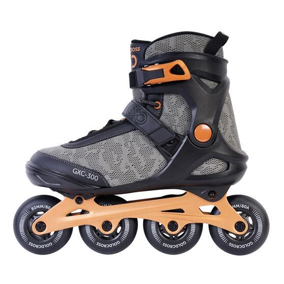 Goldcross GXC300 Inline Skates, Gold, rebel_hi-res
