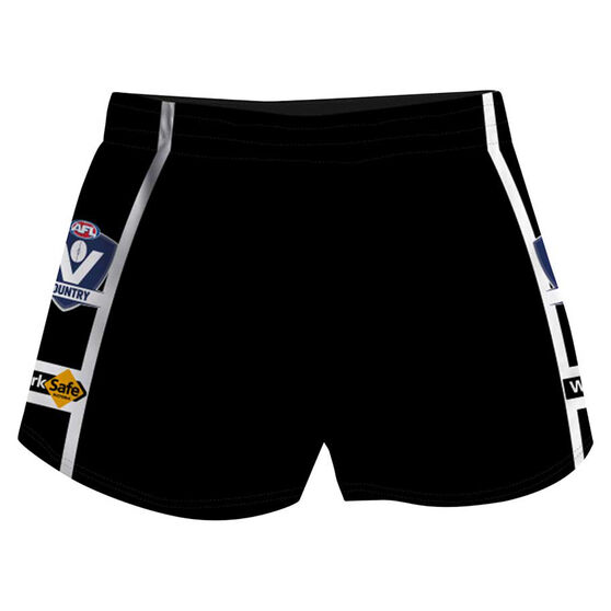Cougar Sportswear V.C.F.L Training Shorts, Black, rebel_hi-res