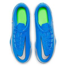 Nike Phantom GT Club Kids Football Boots, Blue, rebel_hi-res