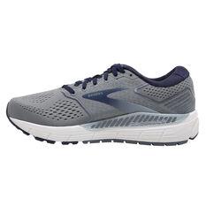 Brooks Beast 20 Mens Running Shoes Blue/Grey US 8, Blue/Grey, rebel_hi-res