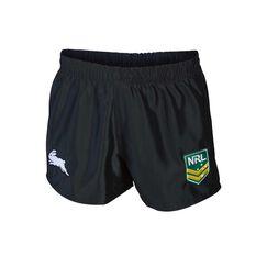 South Sydney Rabbitohs Mens Supporter Shorts, , rebel_hi-res