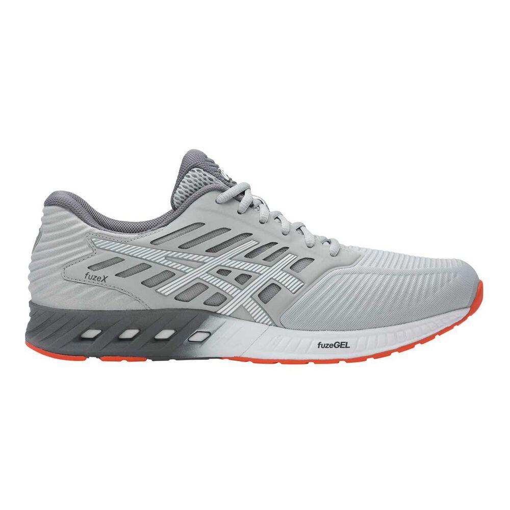 b565f128834a Asics FuzeX Mens Running Shoes Grey US 7