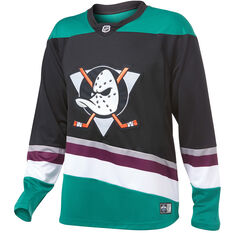 Anaheim Duck Mens Replica Jersey Blue S, Blue, rebel_hi-res