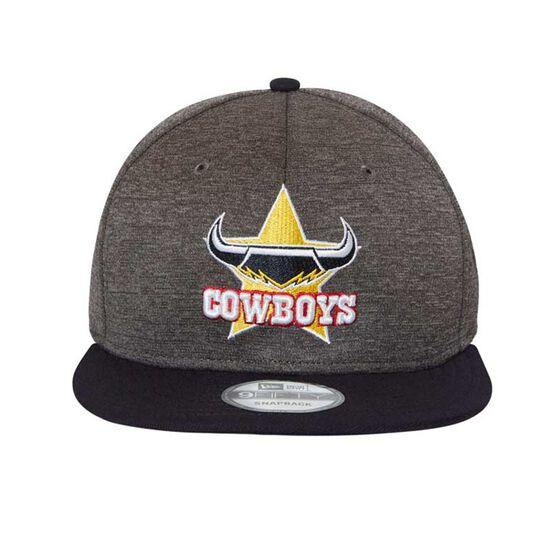 North Queensland Cowboys 2018 New Era 9Fifty Shadow Cap Grey OSFA, , rebel_hi-res