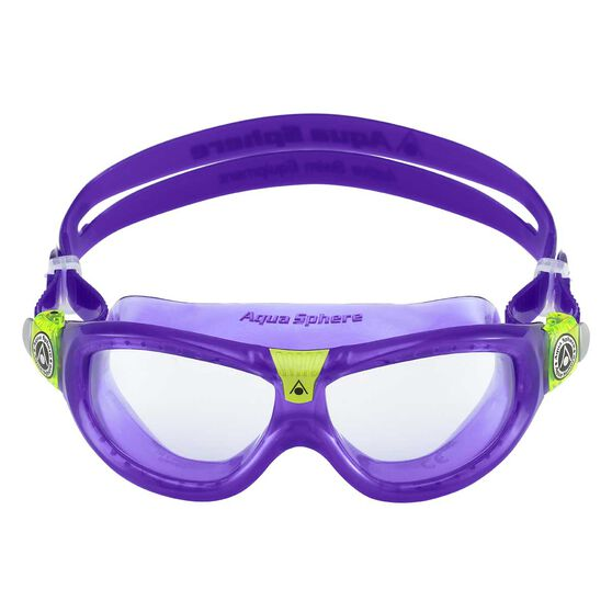 Aqua Sphere Seal 2.0 Kids Clear Swim Goggles, , rebel_hi-res