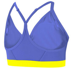 Nike Womens Indy Sports Bra Blue XS, Blue, rebel_hi-res