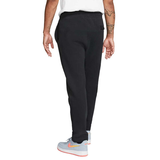 Nike Mens Sportswear Club Fleece Pants, Black, rebel_hi-res