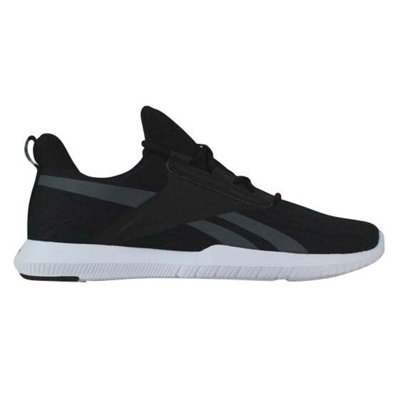 Reebok Reago Pulse Mens Training Shoes, Black/Grey, rebel_hi-res