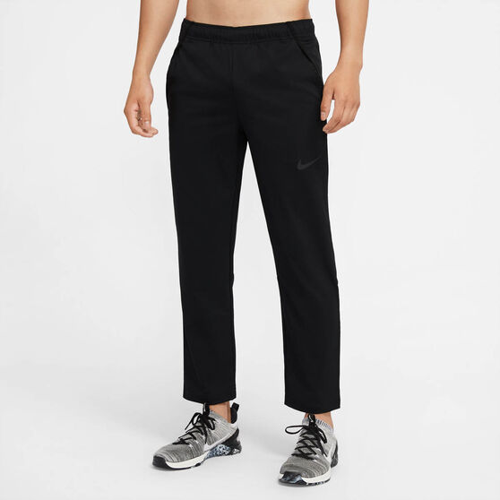 Nike Mens Dry Woven Team Track Pants, Black, rebel_hi-res