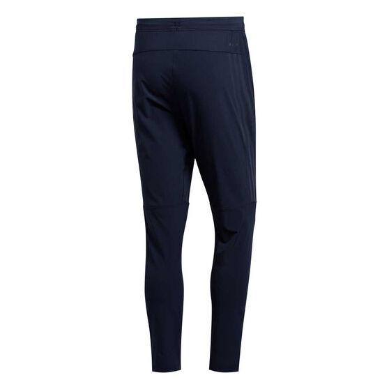 adidas Mens AEROREADY 3-Stripes Track Pants, Blue, rebel_hi-res