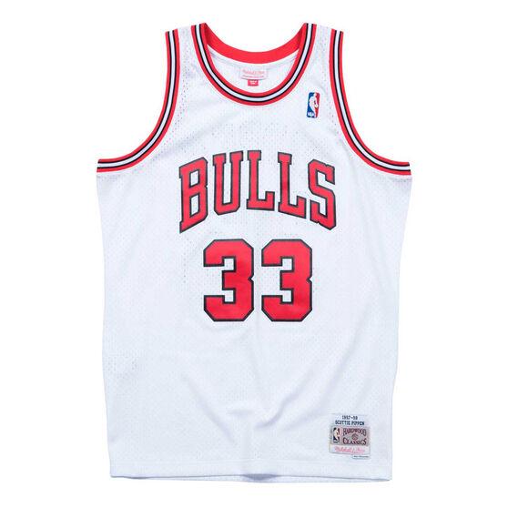 Chicago Bulls Scottie Pippen 97/98 Mens Jersey, , rebel_hi-res