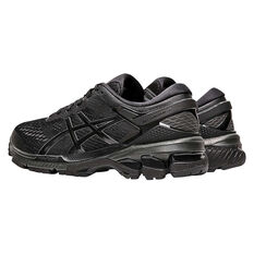 Asics GEL Kayano 26 Womens Running Shoes, Black, rebel_hi-res