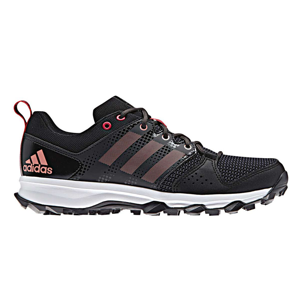 0cf79bde3137 adidas Galaxy Womens Trail Running Shoes Black   Pink US 6