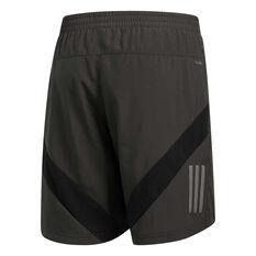 adidas Mens Own the Run 5in Shorts Black XS, Black, rebel_hi-res