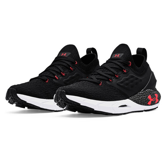 Under Armour HOVR Phantom 2 Mens Running Shoes, Black/Grey, rebel_hi-res