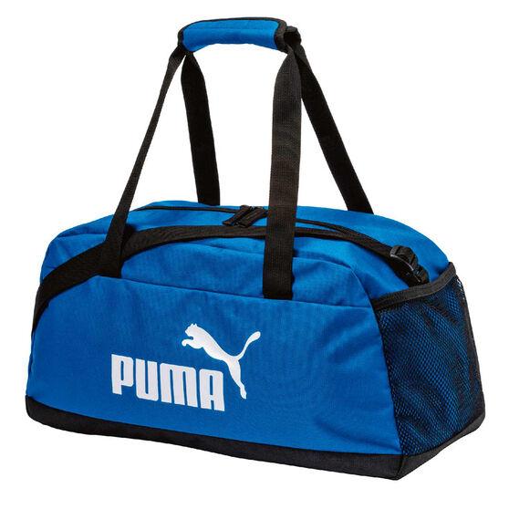 Puma Phase Grip Bag Navy, , rebel_hi-res
